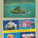 Scenic and Floral Postcards HAWAII Oahu Orchids