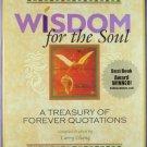 Wisdom for the Soul [Dec 01, 2009] Chang, Larry