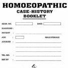 Homeopathic Case History Booklet [Paperback] [Jun 30, 2000] B. Jainq