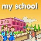 My School (My World) [Paperback] [Apr 01, 2008] Pegasus