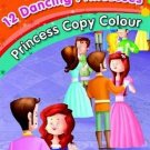 12 Dancing Princesses - Colouring Book [Jul 16, 2014] Pegasus