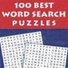 100 Best Word Search Puzzles [Feb 26, 2013] Leads Press