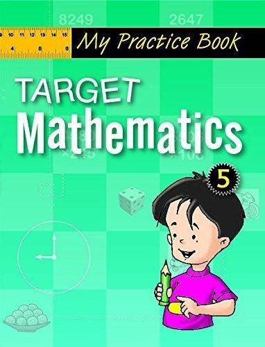 Target Mathematics-5 [Jan 01, 2014] Pegasus
