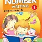 Number Writing 1: Zero to Ten (0 to 10) [Jul 15, 2015] Pegasusq