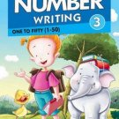 Number Writing 3: One to Fifty (1 to 50) [Feb 10, 2015] Pegasus