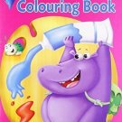 My Easy Jumbo Colouring Book: 80 Big Pictures to Colour [Apr 19, 2010] B Jain