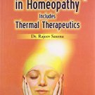 Thermal Reactivity in Homeopathy Includes Thermal Therapeutics [Paperback]