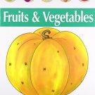 Fruits & Vegetable (My Very First Preschool Book) [Paperback] [Apr 01, 2008]