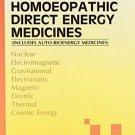 Imponderabilia Homoeopathic Direct Energy Medicines [Paperback] [Jun 30, 2003