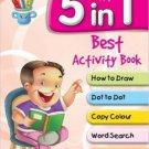 5 in 1 Best Activity Book [Jul 14, 2015] Pegasus