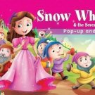 Snow White & the Seven Dwarfs: Pop-Up and Read [Feb 15, 2014] Pegasus