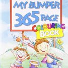 My Bumper 365 Page Colouring Book [Aug 01, 2012] B. Jain Publishers