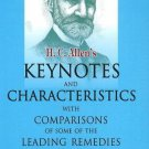 H.C. Allen's Keynotes and Characteristics With Comparisons: With Comparisons