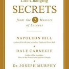 Life Changing Secrets from the 3 Masters of Success [Paperback] [Jan 01, 2013