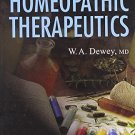 Practical Homoeopathic Therapeutics [Paperback] [Jun 30, 2003] Dewey, Willis A.