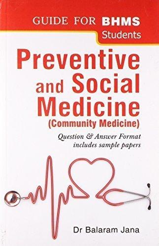 Community Medicine: Preventive & Social Medicine Q & a [Paperback] [Jun 30,
