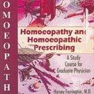 Homoeopathy and Homoeopathic Prescribing [Paperback] [Jun 30, 2001] Farringto