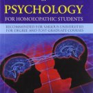 Textbook Of Psychology For Homoeopathic Students [Paperback] [May 05, 2011]