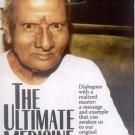 The Ultimate Medicine: As Prescribed by Sri Nisargadatta [Dec 01, 1996] Maharaj