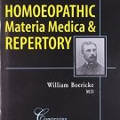 Pocket Manual of Homoeopathic Materia Medica & Repertory: Comprising of the Characteristic