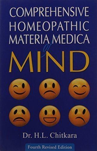 New Comprehensive Materia Medica [Paperback] [Jun 30, 2005] Chitkara, H. L.