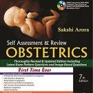Self Assessment and Review: Obstetrics [Paperback] [Apr 30, 2014] Arora, Sakshi