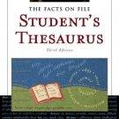 Student's Thesaurus [Paperback] [Oct 01, 2005] Marc McCutcheon
