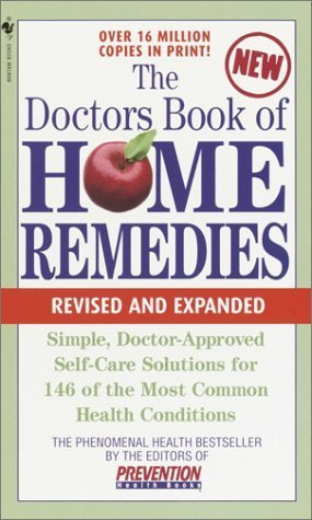 The Doctors Book of Home Remedies  Revised Edition [Mass Market Paperback]