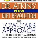 Dr. Atkins' New Diet Revolution [Paperback] [Dec 29, 2009] Atkins, Robert