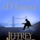 A Matter of Honour [Jul 25, 2012] Archer Jeffrey