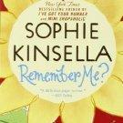 Remember Me?: A Novel [Mass Market Paperback] [Sep 29, 2009] Kinsella, Sophieq