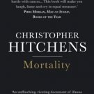 Mortality [Paperback] [Oct 03, 2013] HITCHENS, CHRISTOPHR