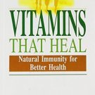 Vitamins That Heal [Paperback] [Mar 30, 2005] Bakhru, Dr. H.K.