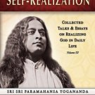 Journey to Self Realization [Apr 30, 2009] Paramahamsa, Yogananda