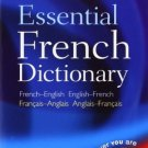 Oxford Essential French Dictionary [Paperback] [Jun 13, 2010] Oxford Dictionary