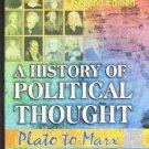 A History of Political Thought: Plato to Marx [Jul 01, 2011] Ramaswamy, Sushila