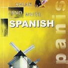 Learn to Speak and Write Spanish [Paperback] [Sep 30, 2007] Lotus Press