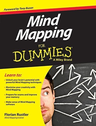 MIND MAPPING FOR DUMMIES [Paperback] [Jan 01, 2014] Florian Rustler