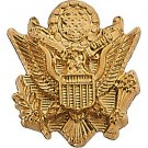 U.S. Army Lapel Pin - 14K White or 14K Yellow Gold