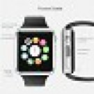 APPLE STYLE SMART WATCH WITH CAMERA