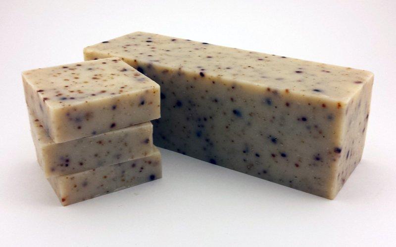 Goat milk soap loaves 5