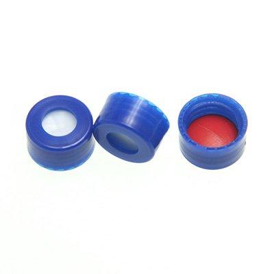 Autosampler Vial 9-425 screw thread caps with septa