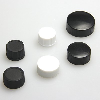 Sample Vial solid cap & septa