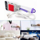 Family Handheld Fabric Iron Steam Laundry Clothes Garment Steamer Brush US