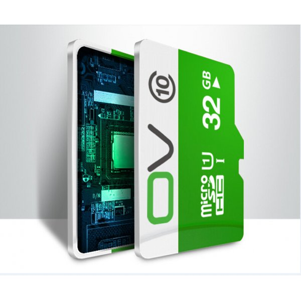 OV Micro SDHC 32G Class 10 SD Card C10 TF Card Flash Memory Card