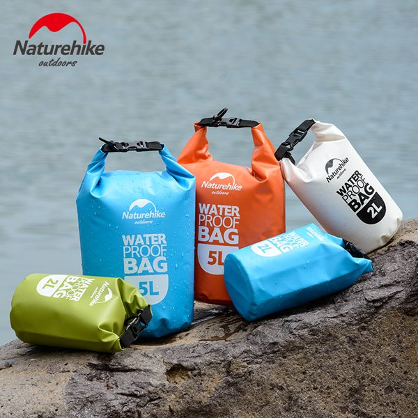 NatureHike 2L/5L Ultralight Outdoor Waterproof Bag