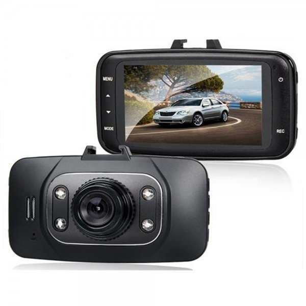 "GS8000L 2.7"" HD 1080P Night Vision 140°Wide Angle Car Video Camera Recorders"