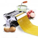 "150mm 6"" Pasta Maker & Roller Machine Noodle Spaghetti & Fettuccine Maker Health"