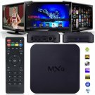 MXQ Quad-core S805 1G/8G Android Media Player with Wi-Fi 4K/HDMI/XBMC/Remote Control US Plug