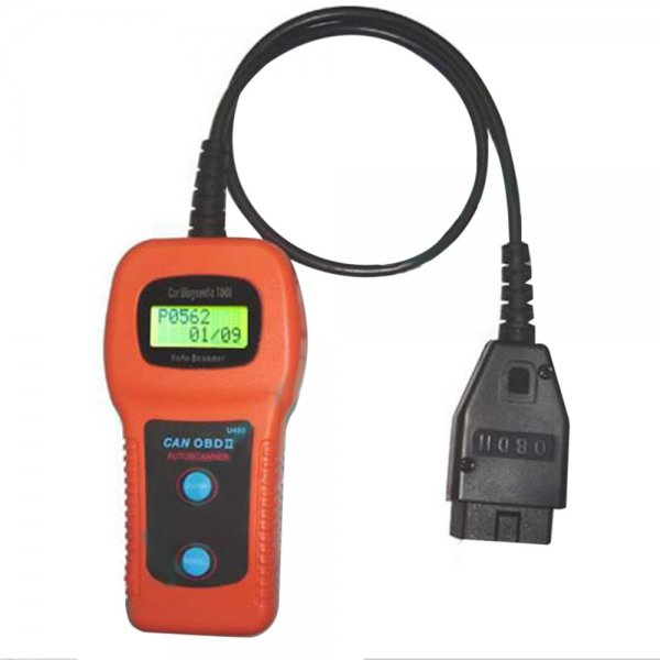 U480 CAN OBDII EOBDII Memo Car Diagnostic Scanner